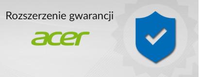 Rozszerzenia gwarancji Acer