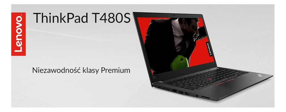 Laptopy Lenovo ThinkPad T480s