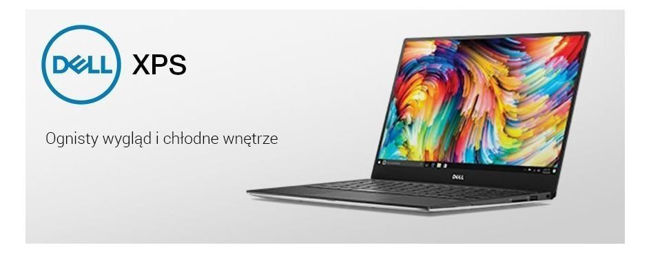 Laptopy Dell XPS