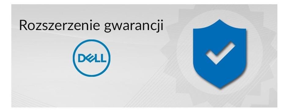 Rozszerzenia gwarancji Dell