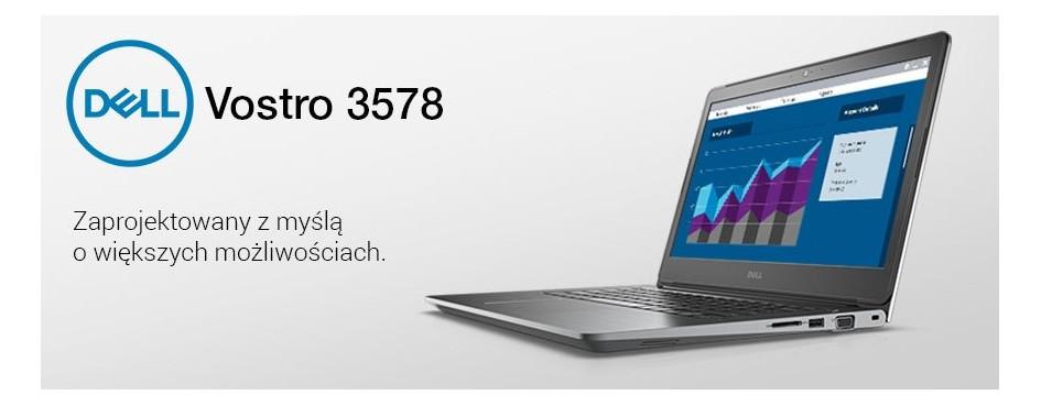 Laptopy Dell Vostro 3578