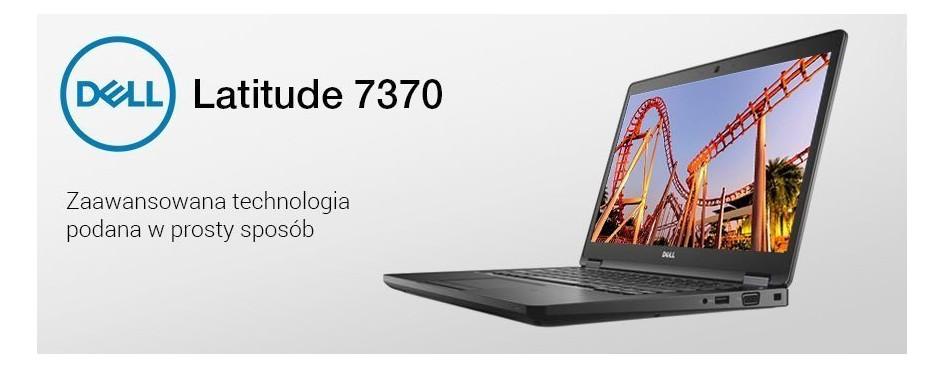 Laptopy Dell Latitude 7370