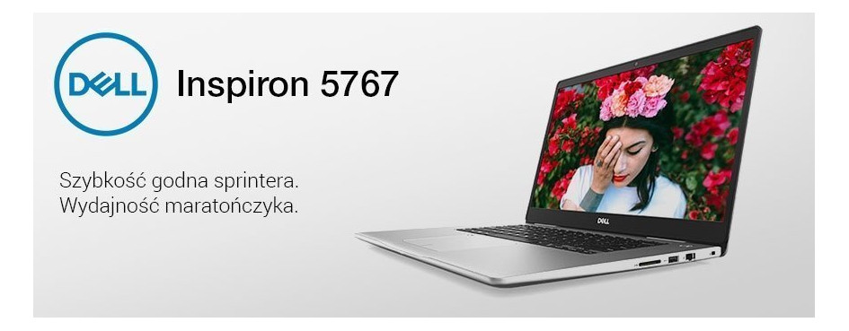 Notebooki Dell Inspiron 5767