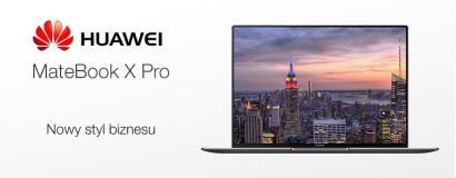Laptopy Huawei MateBook X Pro