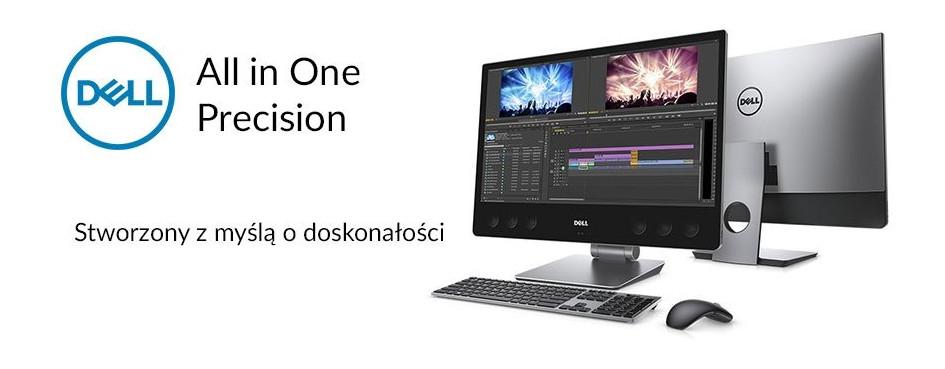 Komputery All in One Dell Precision