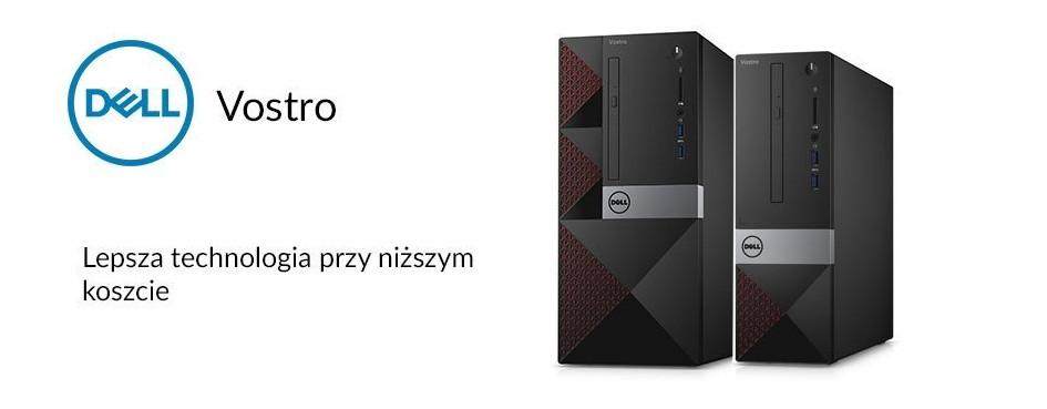 Komputery Dell Vostro