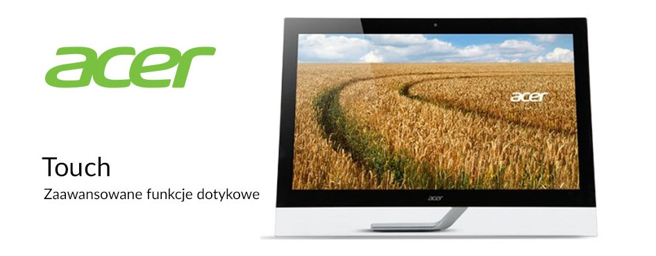 Monitory Acer Touch