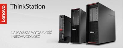 Stacje robocze Lenovo ThinkStation