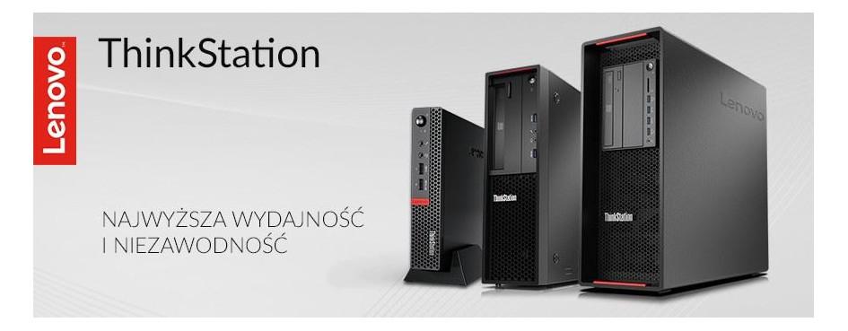 Komputery Lenovo ThinkStation