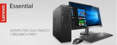 Komputery Lenovo Essential