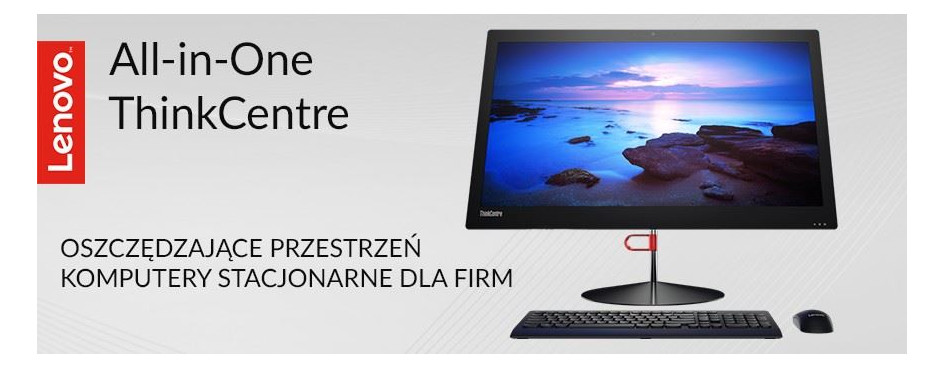 Komputery All in One Lenovo ThinkCentre