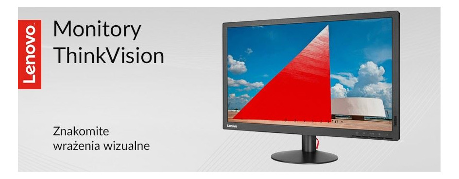 Monitory Lenovo ThinkVision