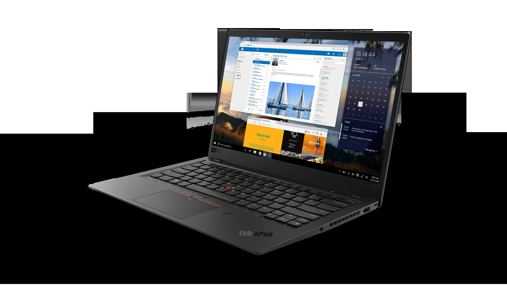 Pragniemy poinformować Państwa że znane są już pierwsze konfiguracje ultrabooka Lenovo ThinkPad X1 Carbon 6 Więcej informacji o samy produkcie znają