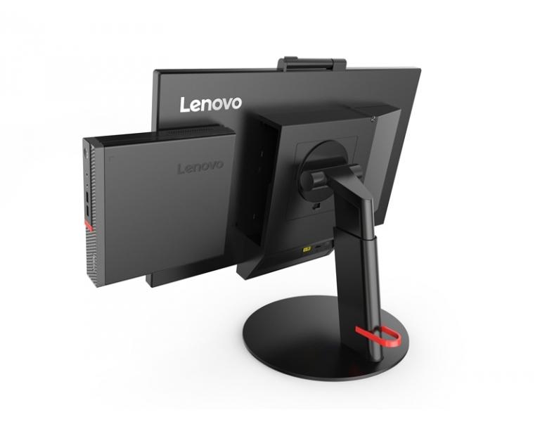 Lenovo ThinkCentre Tiny-In-One to seria modułowych monitorów biznesowych
