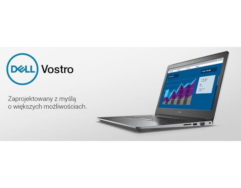 Przewodnik po seriach laptopów marki Dell - Dell Vostro