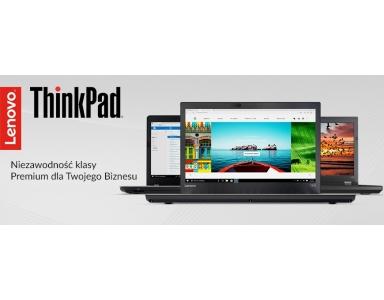 Przewodnik po seriach laptopów marki Lenovo - Lenovo ThinkPad