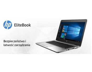 Przewodnik po serii elitarnych laptopów biznesowych HP EliteBook 800 G6