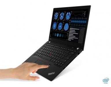 Lenovo ThinkPad T490 Healthcare Edition - laptop dedykowany do użytku w opiece zdrowotnej