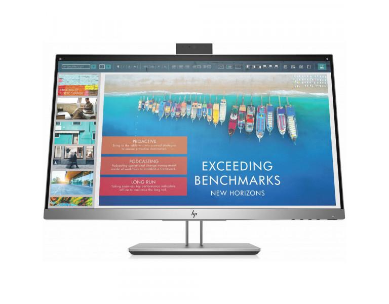 Monitor HP EliteDisplay E273d 5WN63AA to monitor i stacja dokująca w jednym