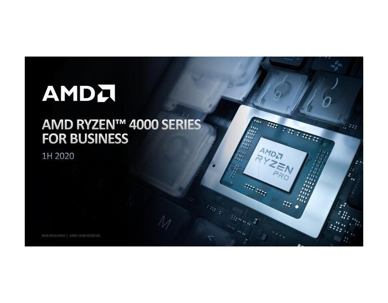 Laptopy biznesowe Lenovo z nowymi procesorami AMD Ryzen