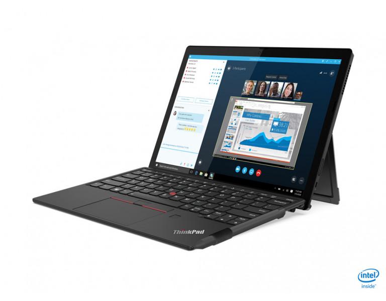 Laptopy Lenovo ThinkPad X12 Detachable Gen 1 - biznesowy tablet, laptop, szkicownik w jednym