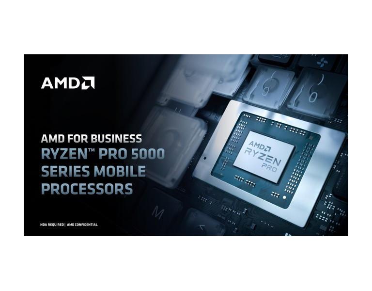 Poradnik technologiczny - maj 2021 - procesory AMD RYZEN 5000 w laptopach biznesowych firmy HP